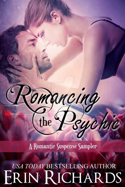 Romancing the Psychic bookcover by KalosysArt
