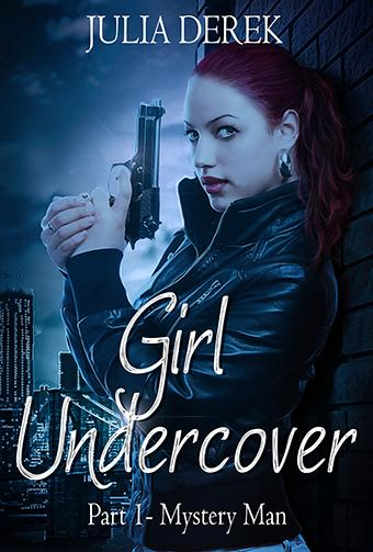 Girl Undercover Bookcover by KalosysArt