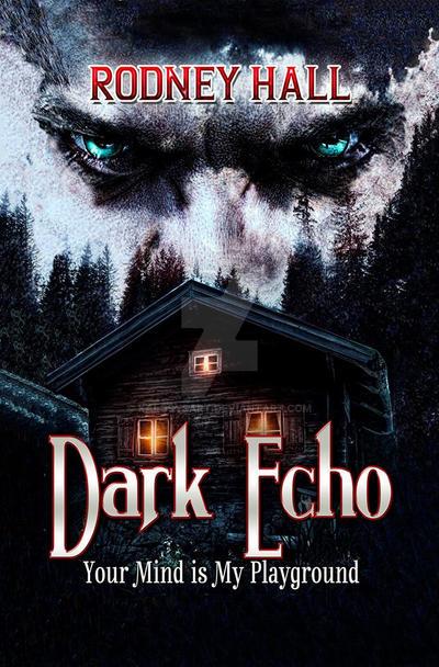 Dark Echo Bookcover by KalosysArt
