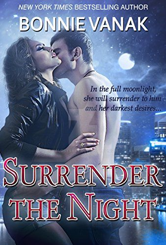 Surrender the night bookcover by KalosysArt
