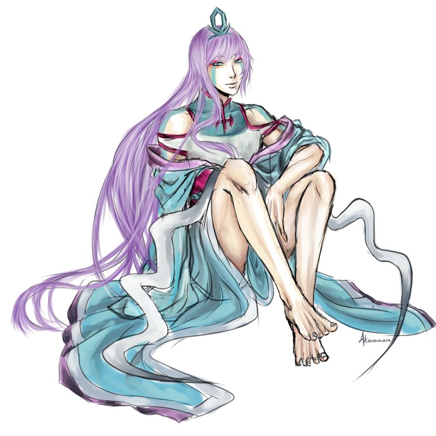 [LG ] Kaeso - Doodle By Akura-S by MakuraSan