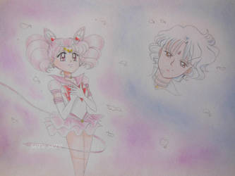 Distant Dreams - Chibi-Usa and Helios