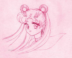 Sailormoon - sketch