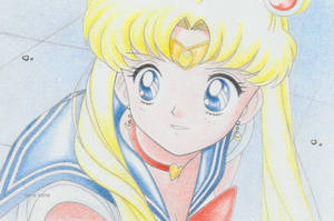 Sailor Moon Redraw by seresere