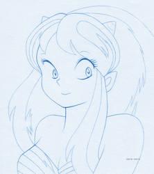 Lum sketch by seresere