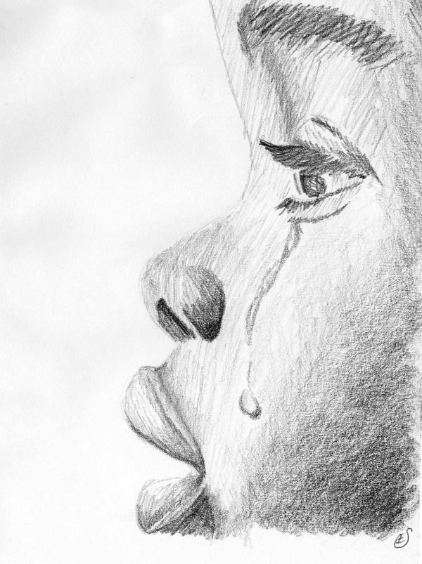 The Gallery For --u0026gt; Drawing Of A Boy Crying