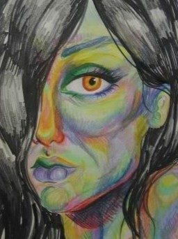 Face by PosyHaime