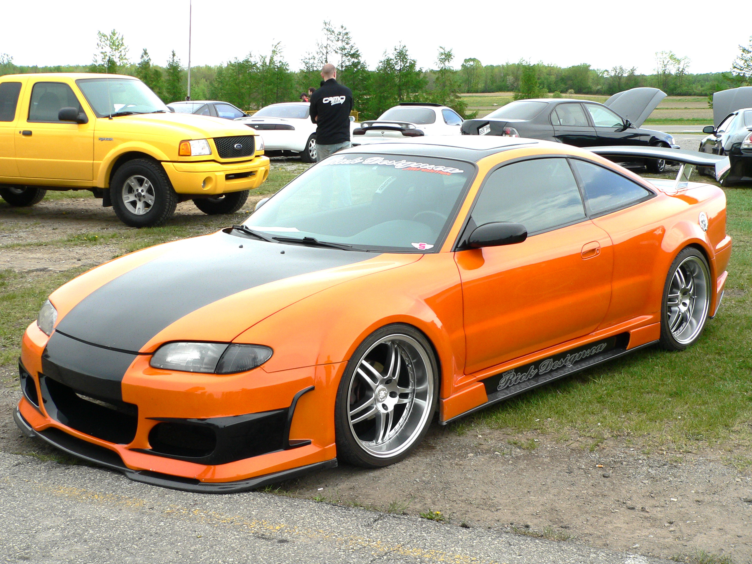 Tuning Cars And News Mazda Mx 6 Custom