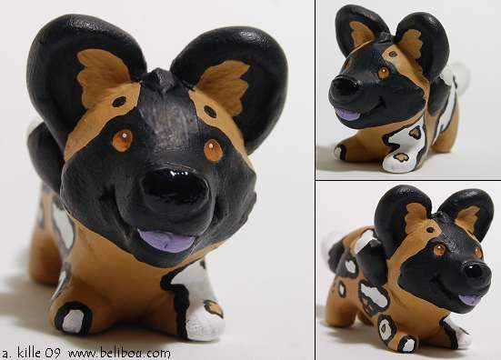 Derpy Dog by painteddog