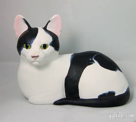 Cat Urn