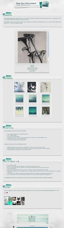 .:White Frame