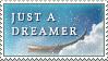 .:Just a Dreamer by GinkgoWerkstatt