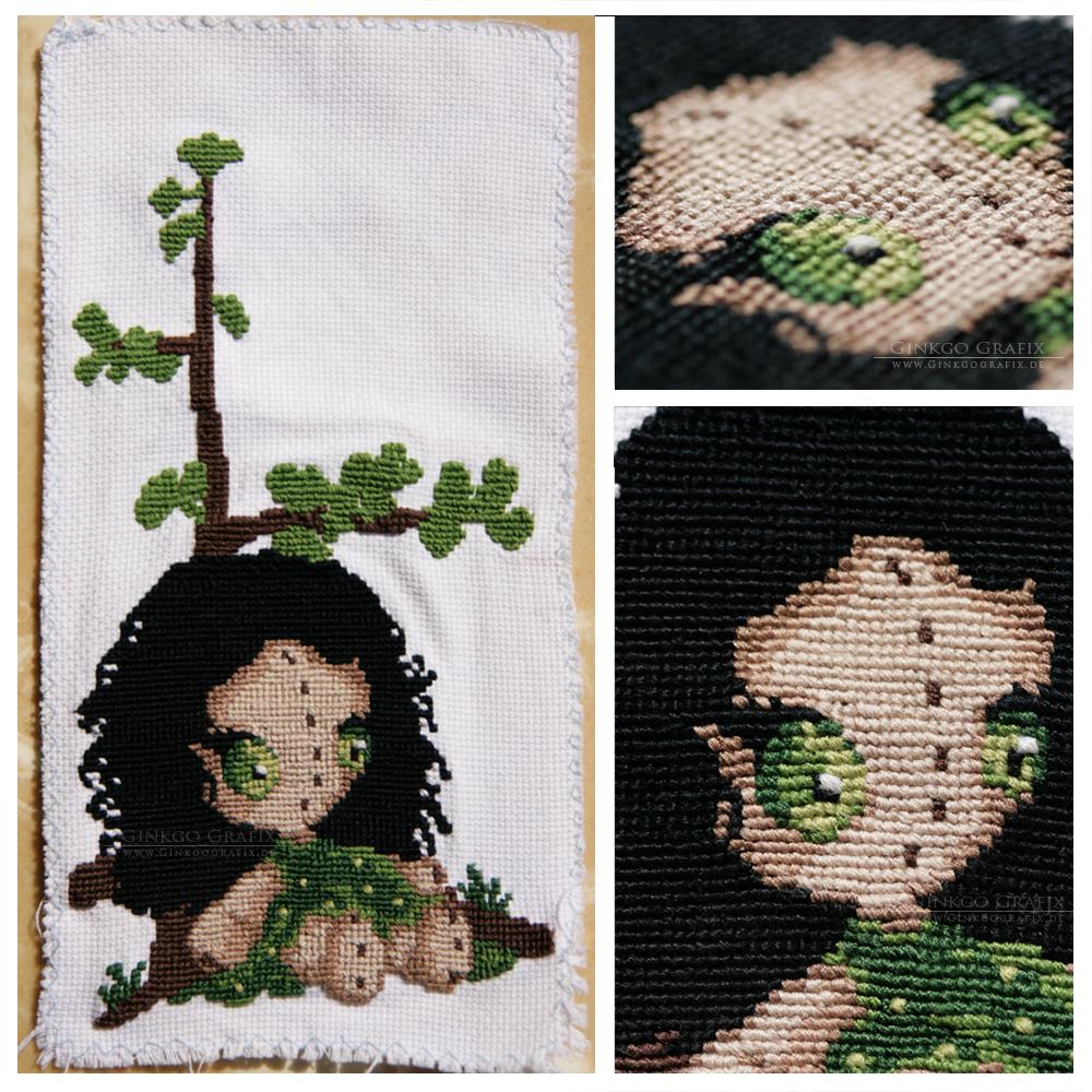 .:Fairy Cross Stitch