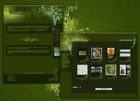 Green Quetzal by GinkgoWerkstatt