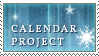 .:Calendar project stamp by ginkgografix