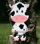 Hampel - Kuh by GinkgoWerkstatt