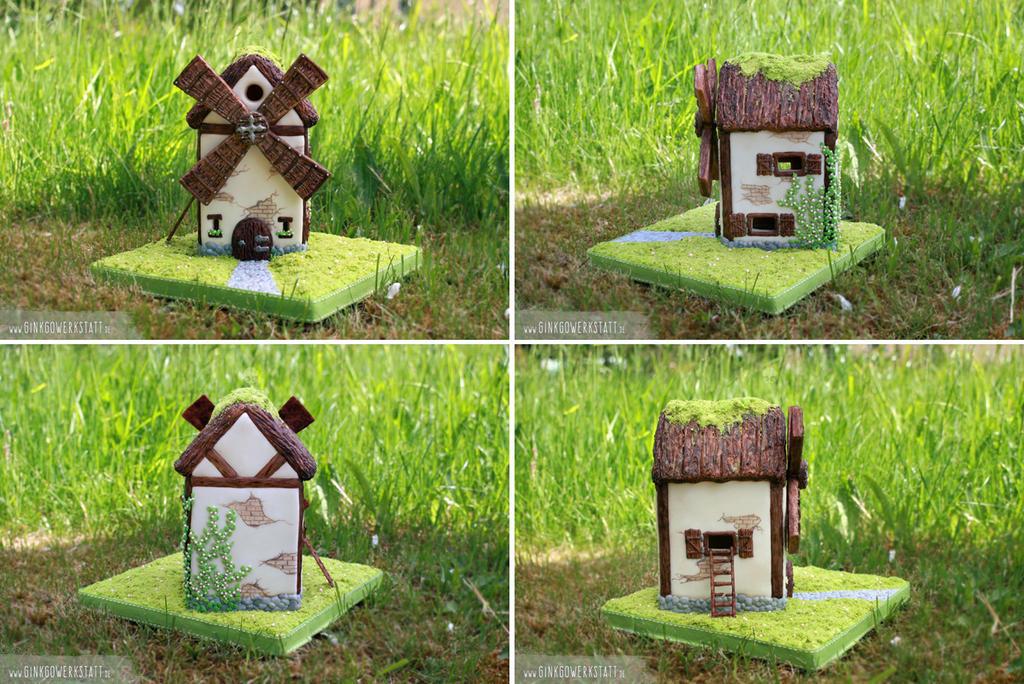 Cookies: Old Windmill by ginkgografix