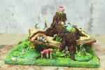 A Fairy's Realm by GinkgoWerkstatt
