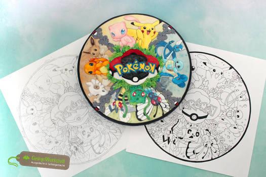 Pokemon  - Edible Art