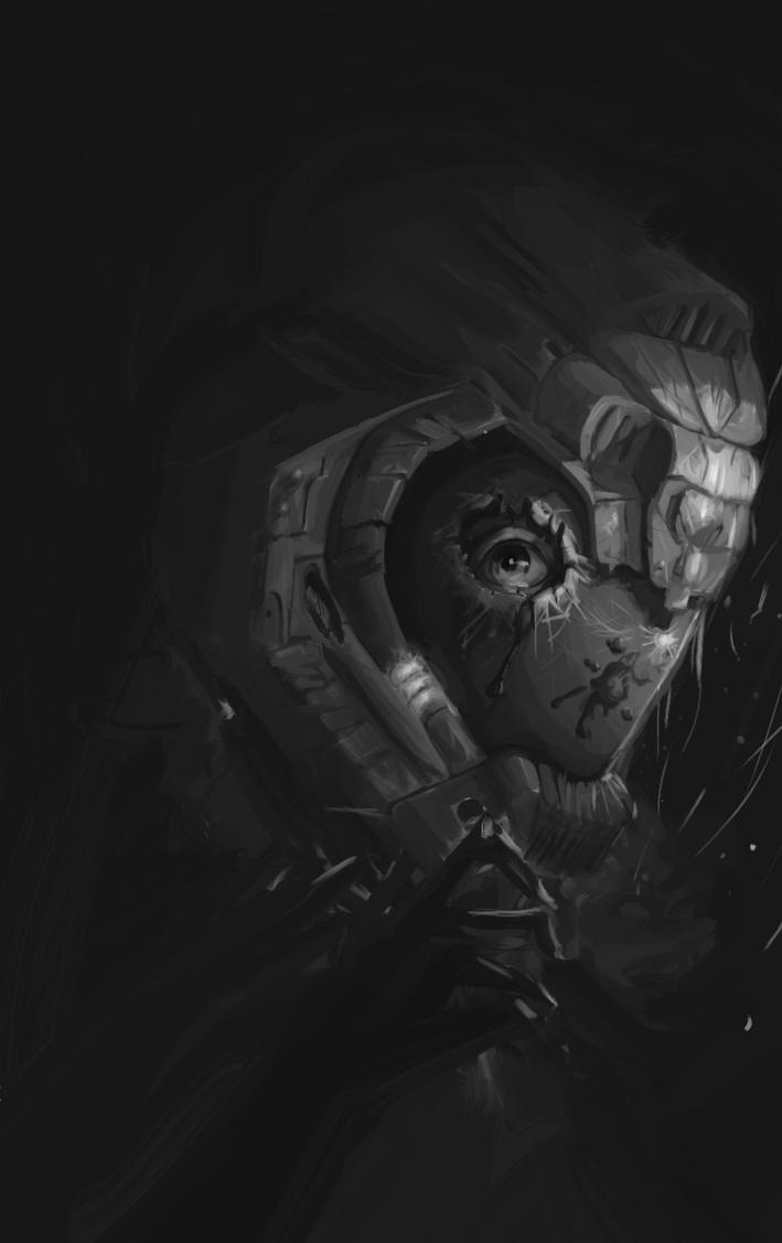 Doom guy by k4aos