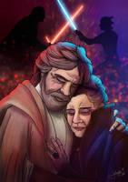 Star Wars 40th by jpbijos