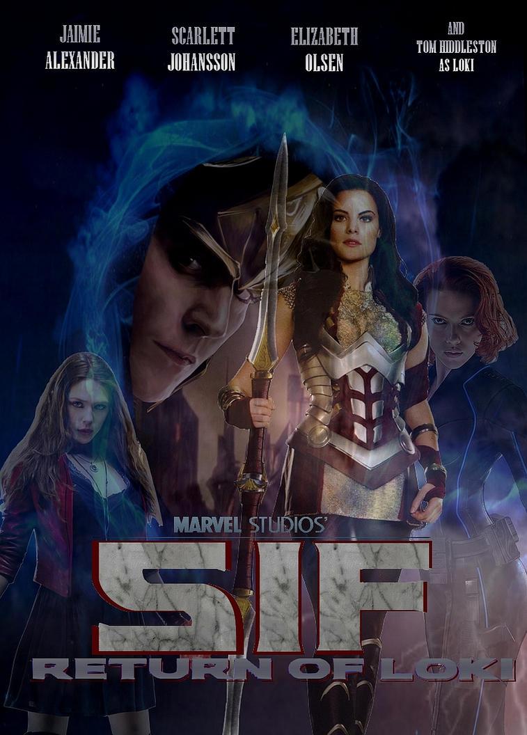 SIF - Return of Loki Movie Poster by Art-Master-1983