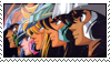 stamp .::Saint Seiya::. by Floriblue12