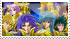 S.Seiya - Gold Saints by Floriblue12