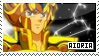 Aioria stamp by Floriblue12