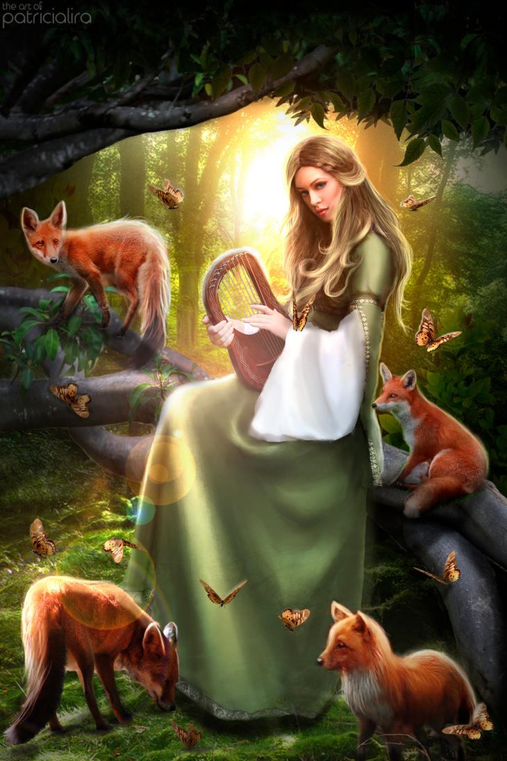 Enchanting by PatriciaLira