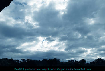 Stock Skies- Cloud 9 by PatriciaLira