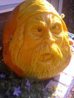 pumpkin pirate by simondrawme