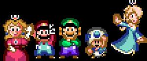 Super Mario 2-D World