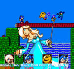 SSB4 Rosalina Pixel Art (with background thing)