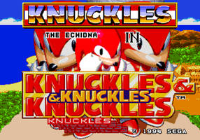 Knuckles and Knuckles and Knuckles and Knuckles an by geno2925