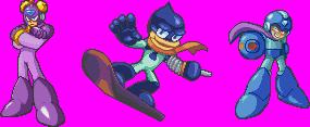 Mega Man Powered Up - RF CD Database Images by geno2925