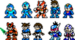 Mega Man Heroes