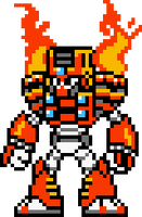 Torch Man by geno2925