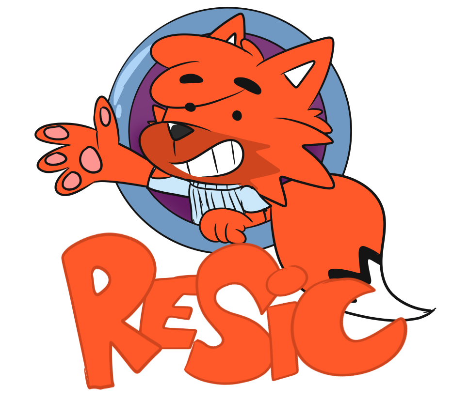 Resic the Red Fox by Implosion-Explosion