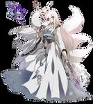 Ara - Eun - White Dress