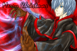 Cyrils Merry Christmas by Vexen-Is-God