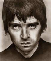 Noel Gallagher by kad84