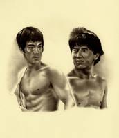 Kung Fu by kad84