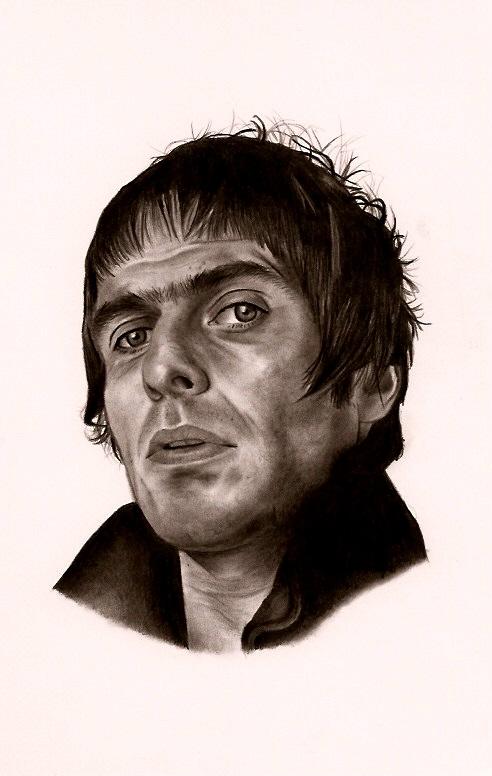 Liam Gallagher by kad84
