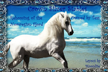 Crown Silver Stables by MoonliteHoofbeats