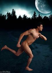 Moon stalker by artdibujar