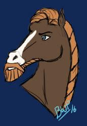 Pony Wan Kenobi by Big-Wolf-Pup