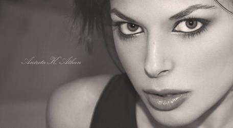 glance by Anireta-K-Athan