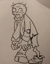 Zombie by roughcutpresents
