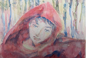 Boy Red Riding Hood 3Color_fairytale